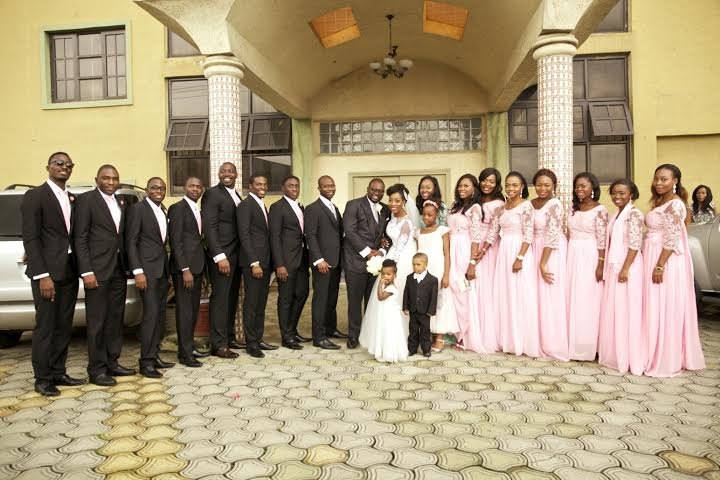 My Big Nigerian Wedding - Sisi Yemmie and Yomi Loveweddingsng31