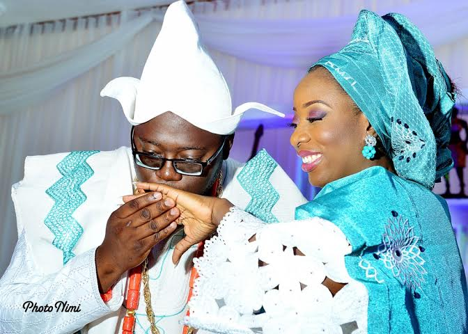 My Big Nigerian Wedding - Sisi Yemmie and Yomi Loveweddingsng83