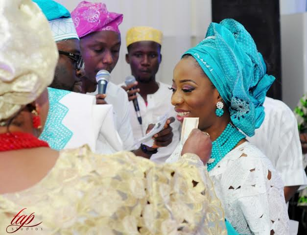 My Big Nigerian Wedding - Sisi Yemmie and Yomi Loveweddingsng89