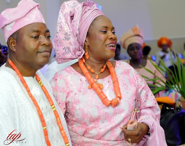 My Big Nigerian Wedding - Sisi Yemmie and Yomi Loveweddingsng91