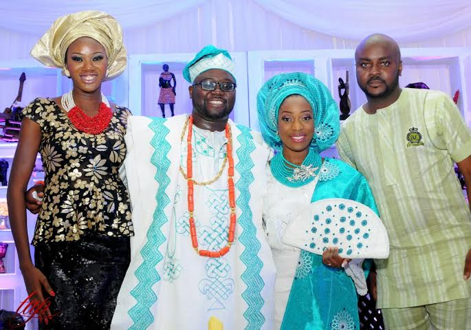 My Big Nigerian Wedding - Sisi Yemmie and Yomi Loveweddingsng94