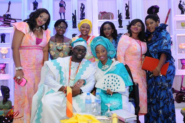 My Big Nigerian Wedding - Sisi Yemmie and Yomi Loveweddingsng95