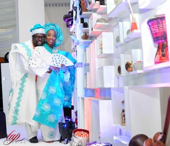 My Big Nigerian Wedding - Sisi Yemmie and Yomi Loveweddingsng96