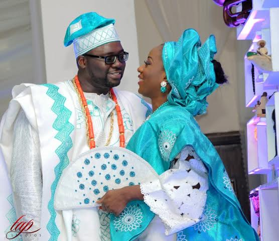 My Big Nigerian Wedding - Sisi Yemmie and Yomi Loveweddingsng97
