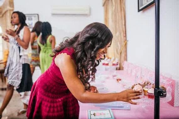 Simi Osomo Bridal Shower Dr Sid Loveweddingsng1