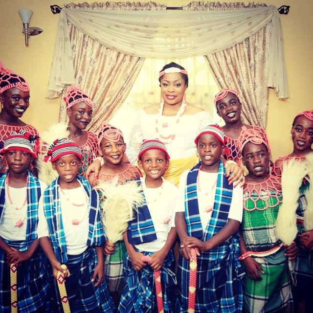 Sinach Traditional Wedding Pictures Loveweddingsng