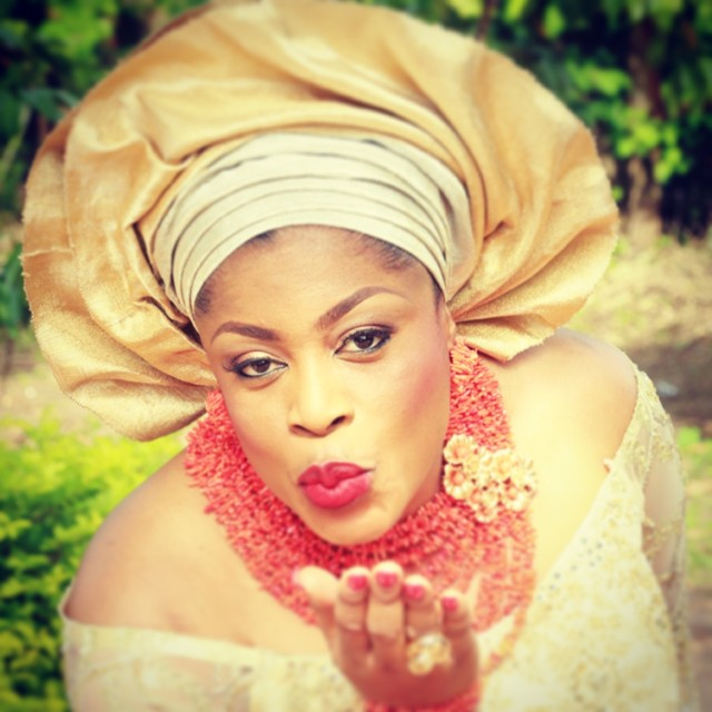 Sinach Traditional Wedding Pictures Loveweddingsng2