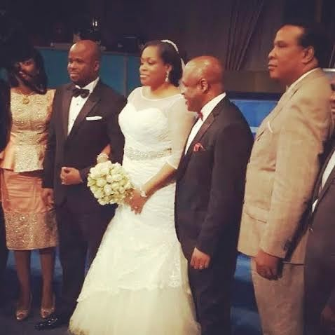 Sinach weds Pastor Joseph Pictures Loveweddingsng12