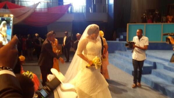 Sinach weds Pastor Joseph Pictures Loveweddingsng8