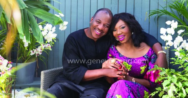 Happy Anniversary Betty & Soni Irabor
