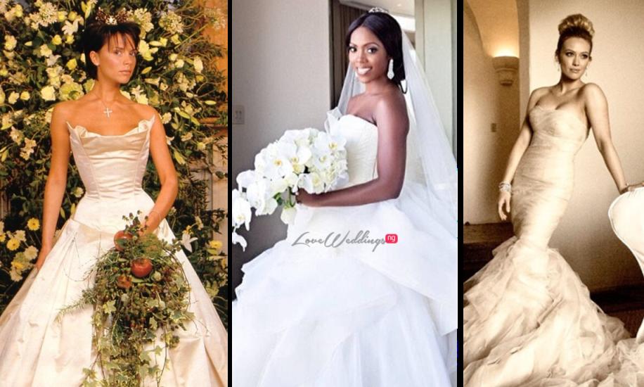 The Most Stunning Vera Wang Brides