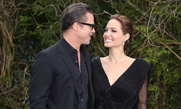 Brad Pitt Angelina Jolie Married Loveweddingsng feat