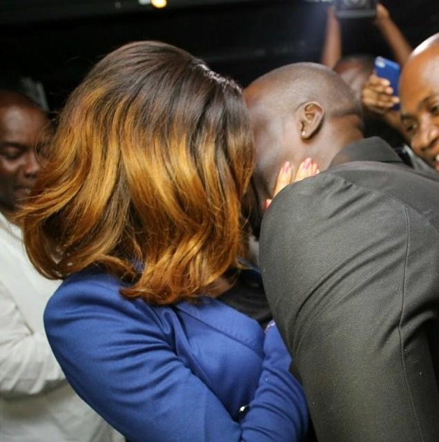 Chris Attoh Damilola Adegbite Loveweddingsng1