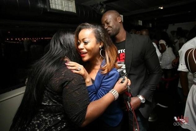 Chris Attoh Damilola Adegbite Loveweddingsng9