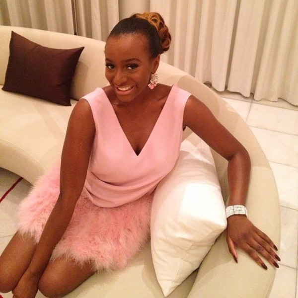 Dr Sid Simi Osomo White Wedding Loveweddingsng - DJ Cuppy1