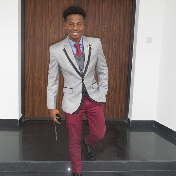Dr Sid Simi Osomo White Wedding Loveweddingsng - Korede Bello