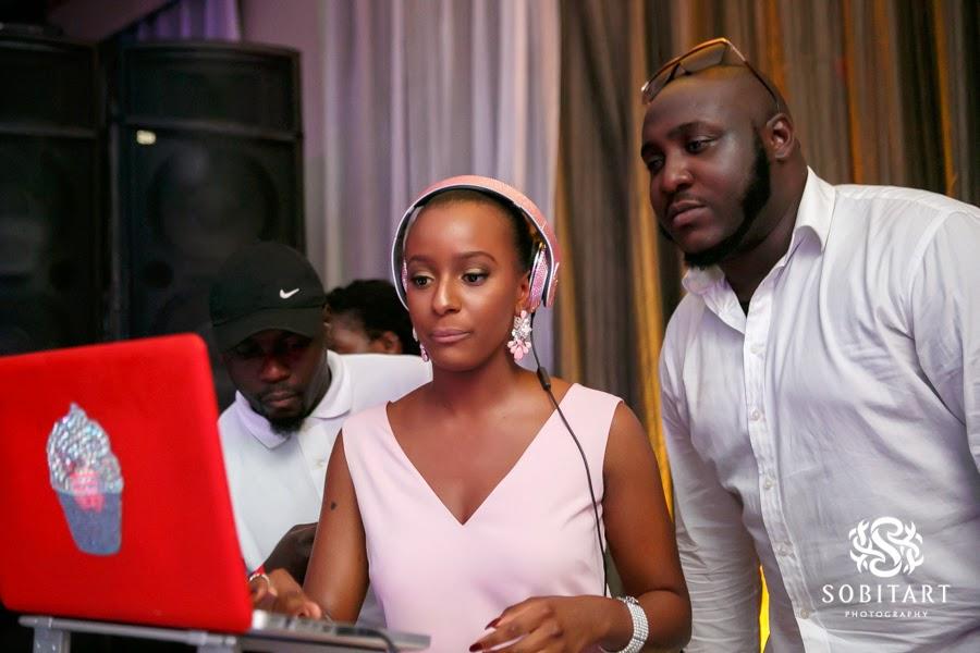 Dr Sid Simi Osomo White Wedding Loveweddingsng new16
