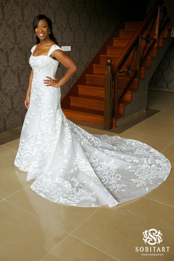 Dr Sid Simi Osomo White Wedding Loveweddingsng new4