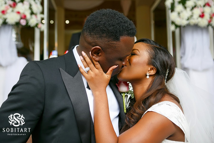 Dr Sid Simi Osomo White Wedding Loveweddingsng new7