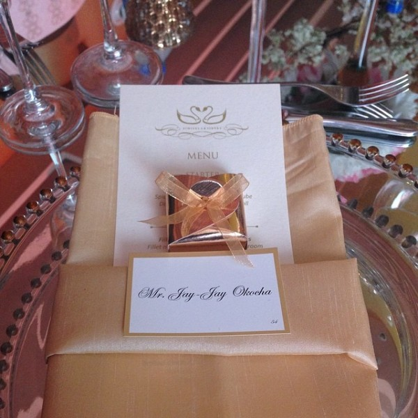 Dr Sid Simi Osomo White Wedding Loveweddingsng11