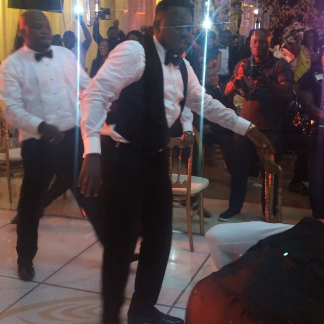 Dr Sid Simi Osomo White Wedding Loveweddingsng13