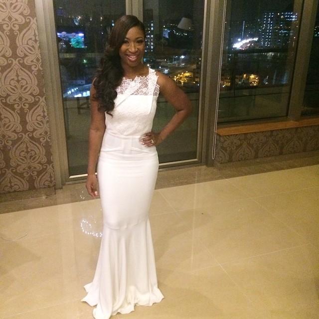 Dr Sid Simi Osomo White Wedding Loveweddingsng15