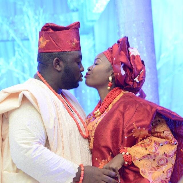 Gbenga Sosan weds Buki Osazuwa