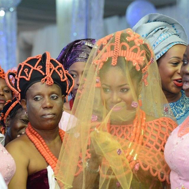 Gbenga Sosan weds Buki Osazuwa Loveweddingsng10