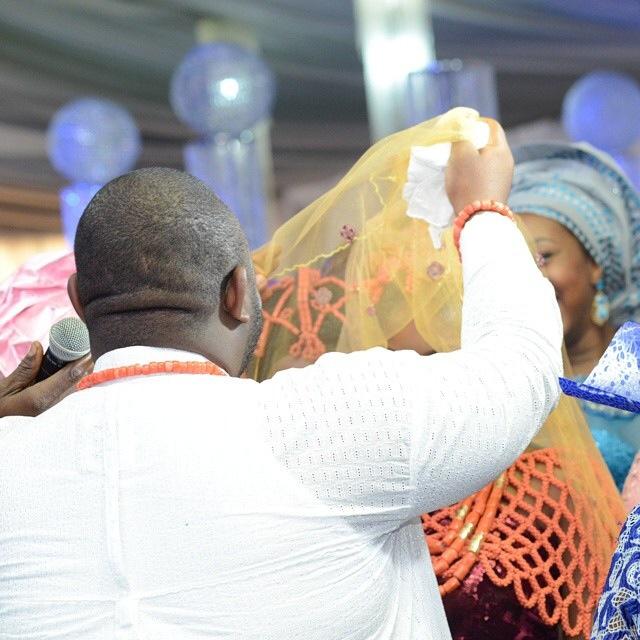Gbenga Sosan weds Buki Osazuwa Loveweddingsng12