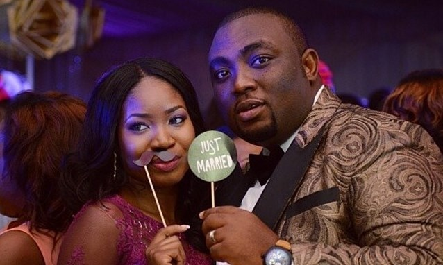 Real Weddings: Gbenga Sosan weds Buki Osazuwa