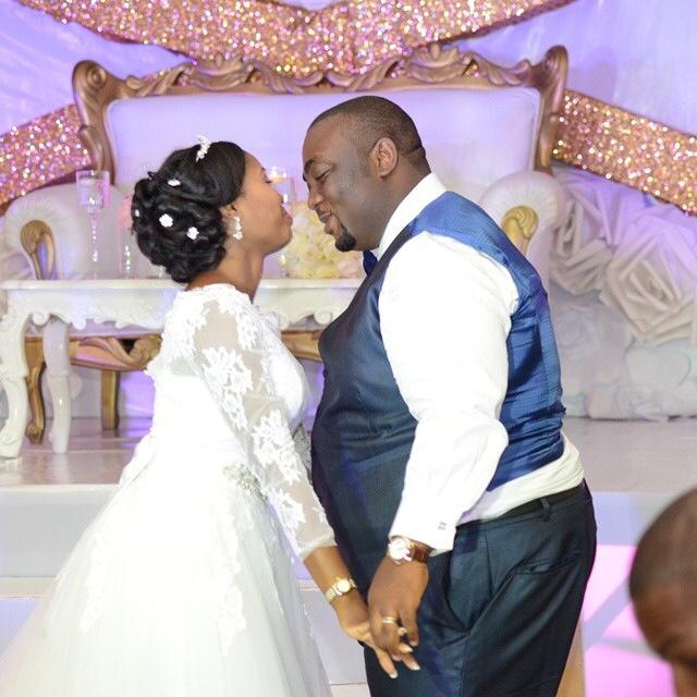 Gbenga Sosan weds Buki Osazuwa Loveweddingsng14