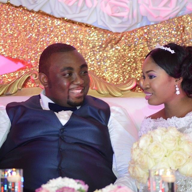 Gbenga Sosan weds Buki Osazuwa Loveweddingsng16