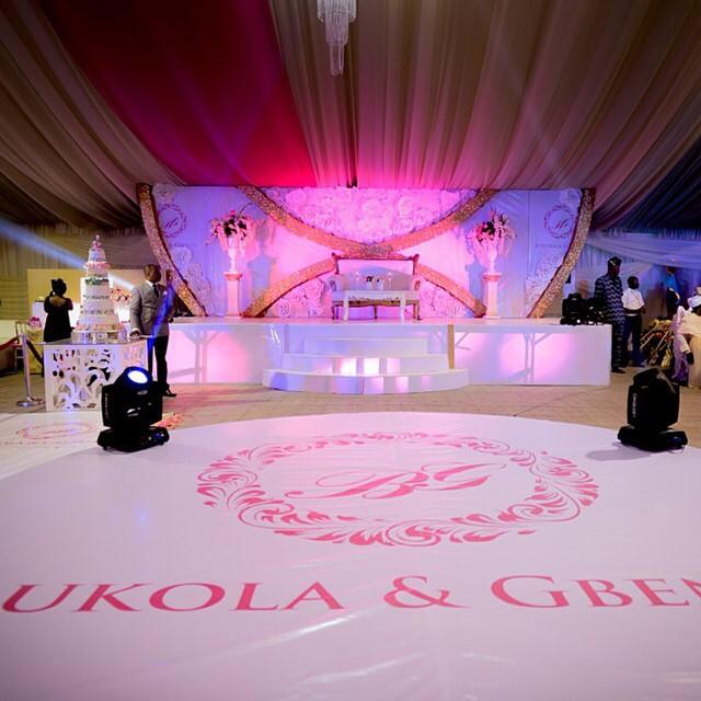 Gbenga Sosan weds Buki Osazuwa Loveweddingsng21