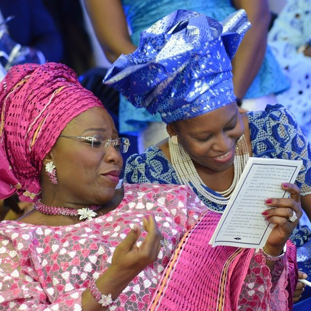 Gbenga Sosan weds Buki Osazuwa Loveweddingsng4