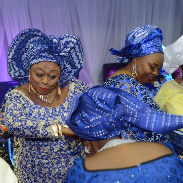 Gbenga Sosan weds Buki Osazuwa Loveweddingsng6