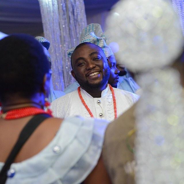 Gbenga Sosan weds Buki Osazuwa Loveweddingsng7