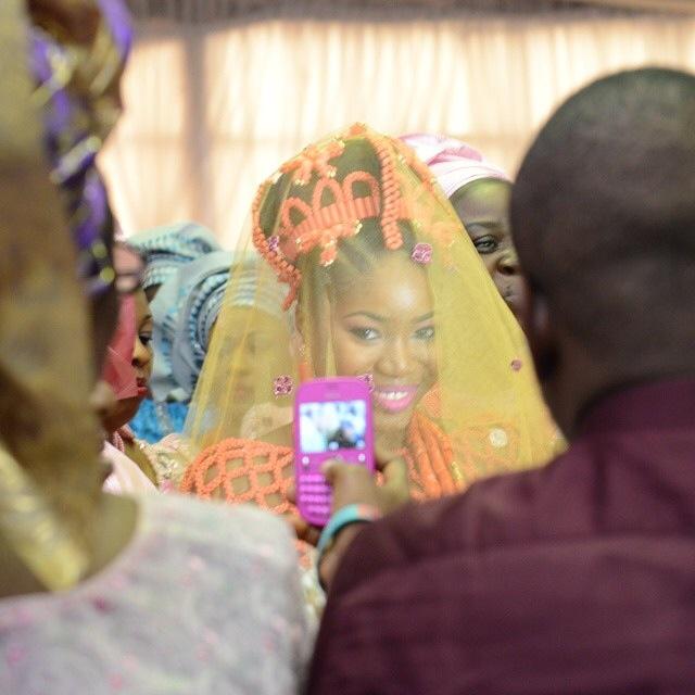 Gbenga Sosan weds Buki Osazuwa Loveweddingsng8
