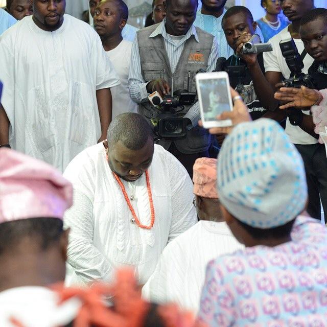Gbenga Sosan weds Buki Osazuwa Loveweddingsng9