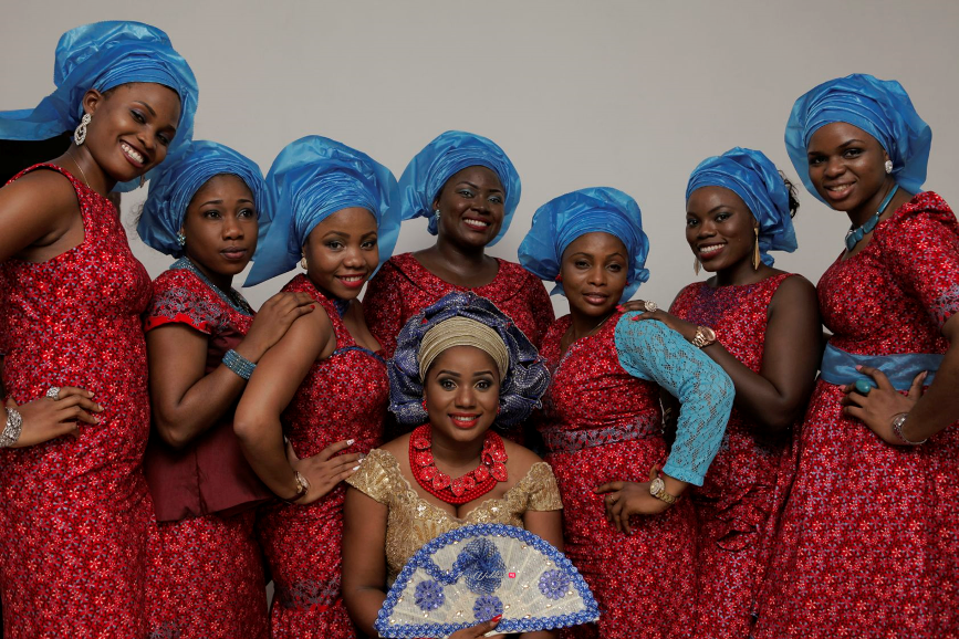 Loveweddingsng Eddie and Joe Nigerian Traditional Wedding12