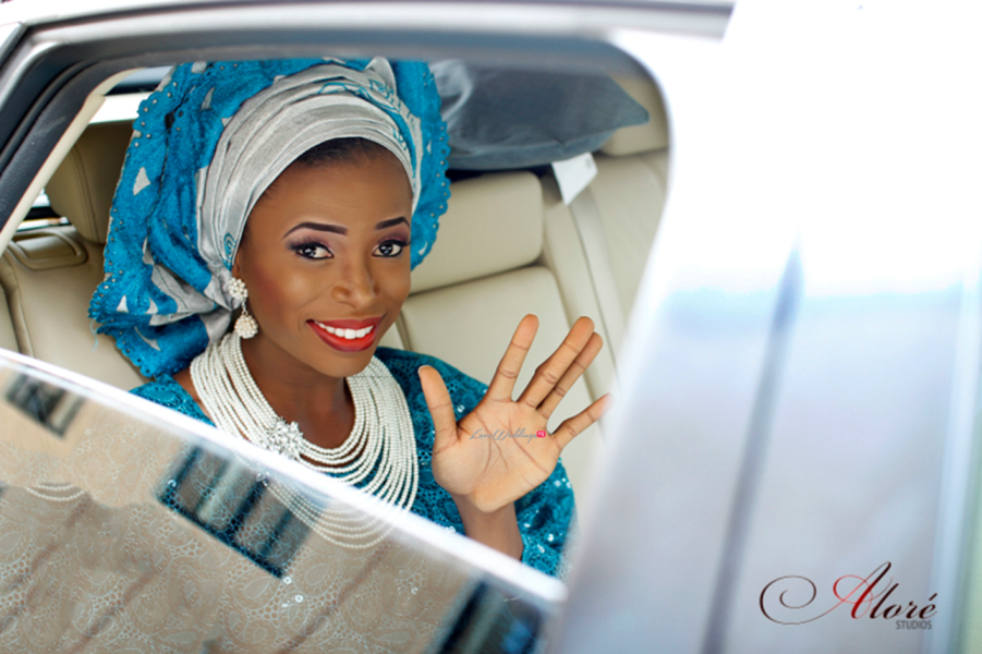 Loveweddingsng Joke and Dayo Nigerian Traditional Wedding Alore Studios