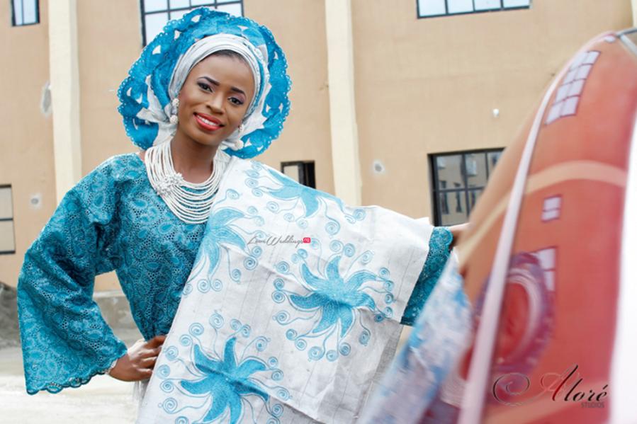 Loveweddingsng Joke and Dayo Nigerian Traditional Wedding Alore Studios1