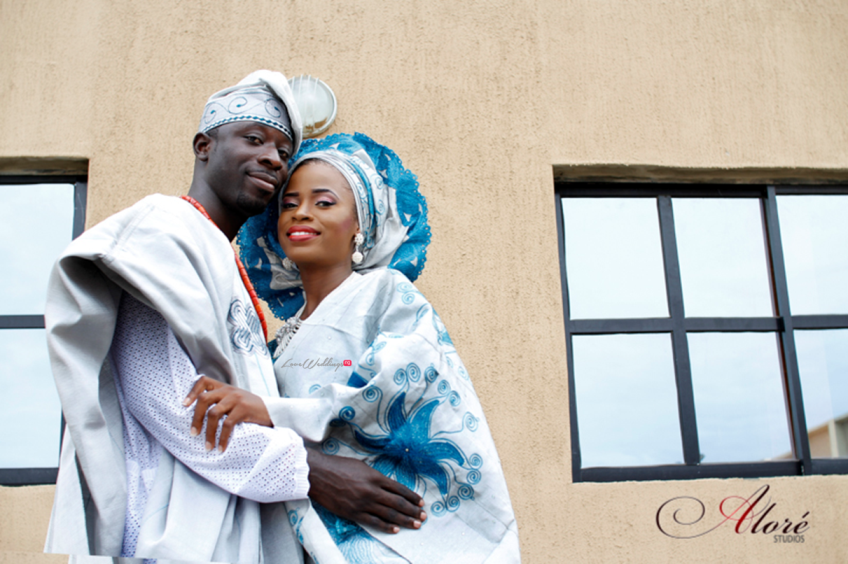 Loveweddingsng Joke and Dayo Nigerian Traditional Wedding Alore Studios2
