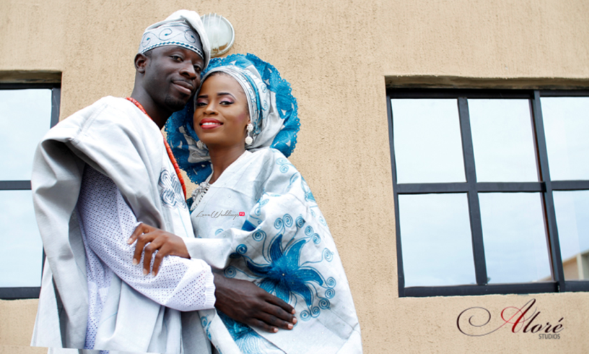 Real Weddings: Joke & Dayo|Alore Studios