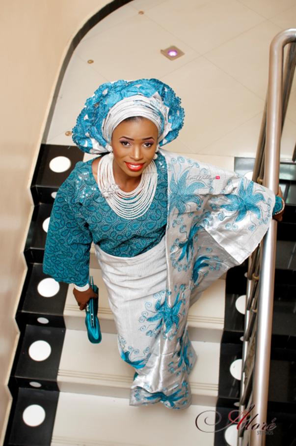 Loveweddingsng Joke and Dayo Nigerian Traditional Wedding Alore Studios5