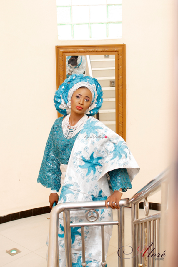 Loveweddingsng Joke and Dayo Nigerian Traditional Wedding Alore Studios6