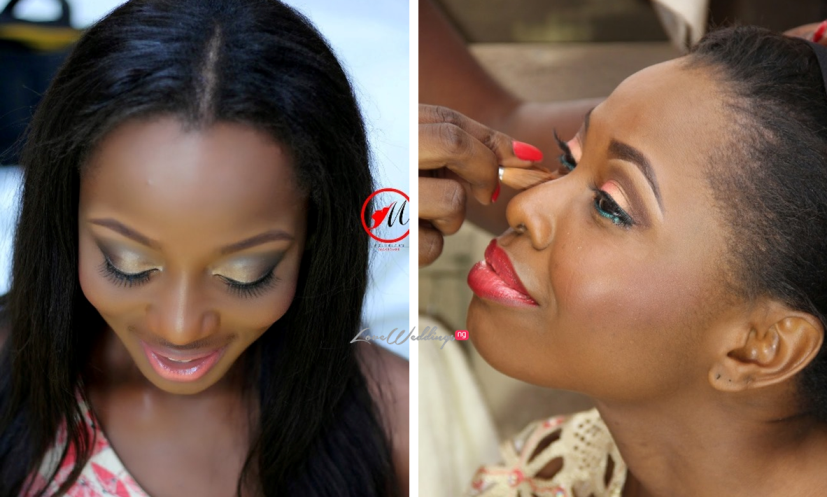 Makeup Tips for Brides Molurlahs Makeover Loveweddingsng feat