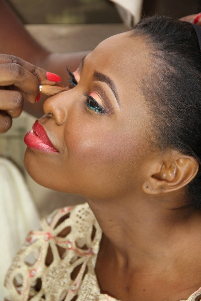 Makeup Tips for Brides Molurlahs Makeover Loveweddingsng1