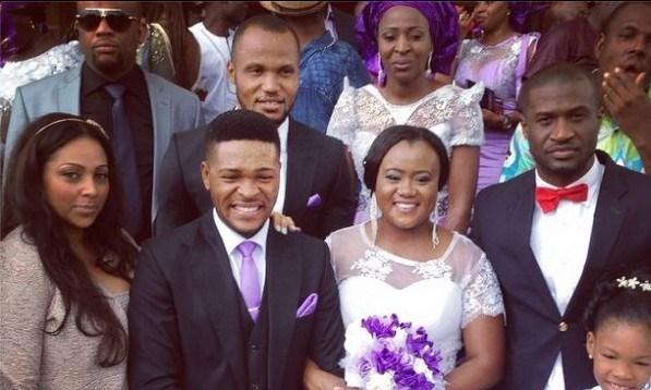 P-Square's Sister Mary Okoye Weds Actor Emma Emordi in Asaba