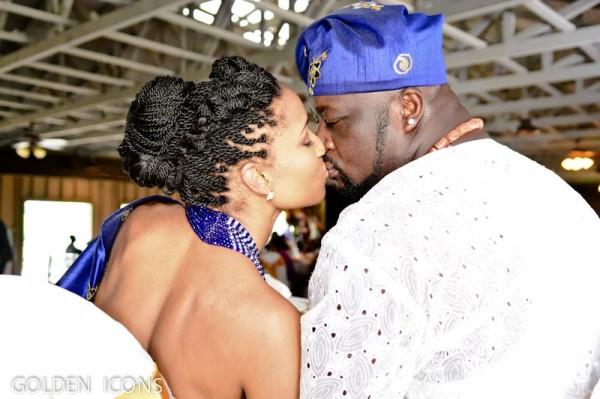 Nollywood Robert Peters weds Deborah Smalling Loveweddingsng10
