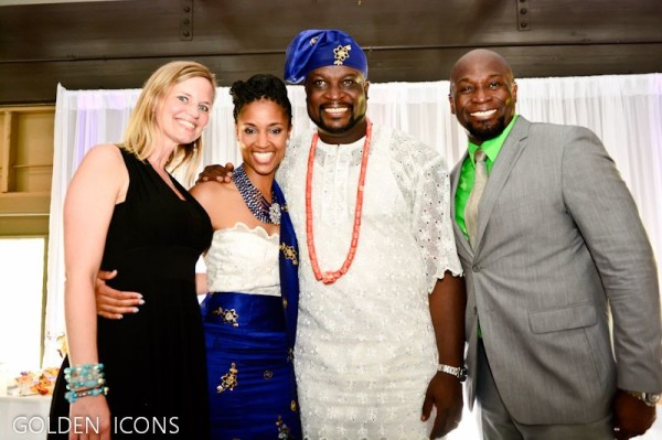Nollywood Robert Peters weds Deborah Smalling Loveweddingsng15